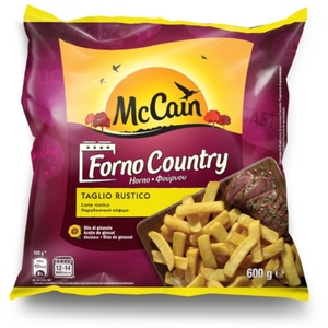 MCCAIN Patates country per al forn