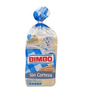 BIMBO Pa de motlle sense crosta