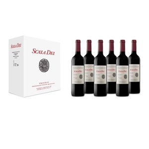 SCALA DEI Caixa de vi negre DOQ Priorat