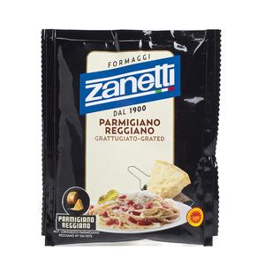 ZANETTI Formatge Parmigiano Reggiano ratllat