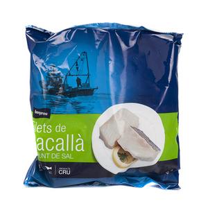 BONPREU Filets de bacallà