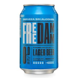 FREE DAMM Cervesa sense alcohol