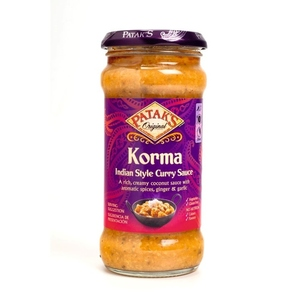PATAK'S Salsa Curri Korma