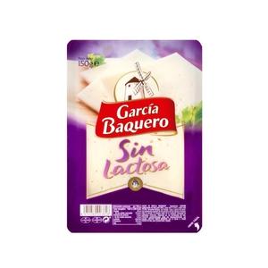 GARCIA BAQUERO Formatge sense lactosa