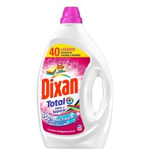 DIXAN Detergent roba Adéu al Separar 40D