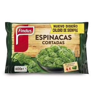FINDUS Espinacs tallats