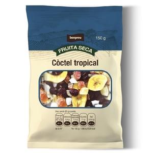 BONPREU Còctel tropical de fruita seca