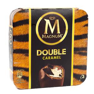 MAGNUM Gelat doble caramel