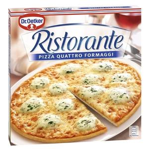 RISTORANTE Pizza 4 formatges