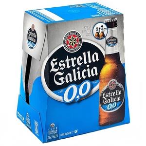 ESTRELLA GALICIA Cervesa 0,0%