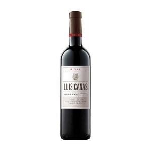 LUIS CANAS Vi negre rva DOQ Rioja