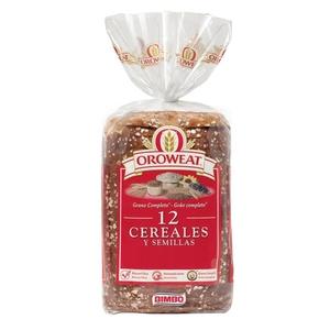 OROWEAT Pa de motlle 12 cereals