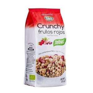 SANTIVERI Musli Crunchy amb fruites vermelles eco
