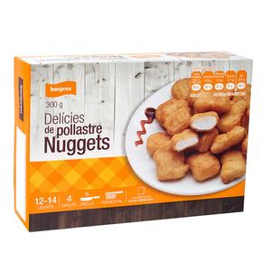BONPREU Nuggets de pollastre