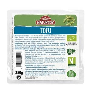NATURSOY Tofu fresc ecològic