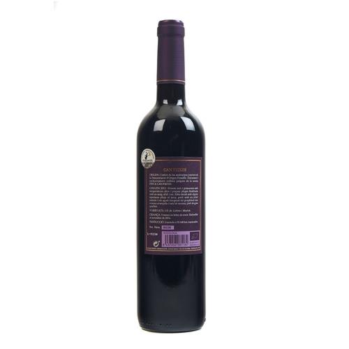 CAN FEIXES Vi negre DO Penedès