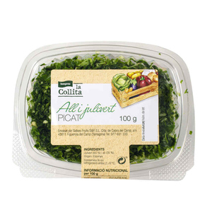 LA COLLITA All i julivert picat terrina 100 g.