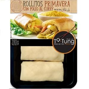 TA-TUNG Rotllet pollastre-curri