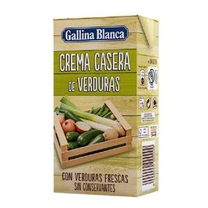 GALLINA BLANCA Crema casolana de verdures
