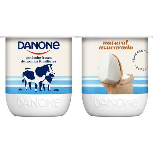 DANONE Iogurt natural ensucrat