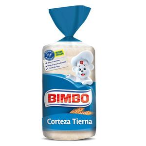BIMBO Pa de motlle amb la crosta tova