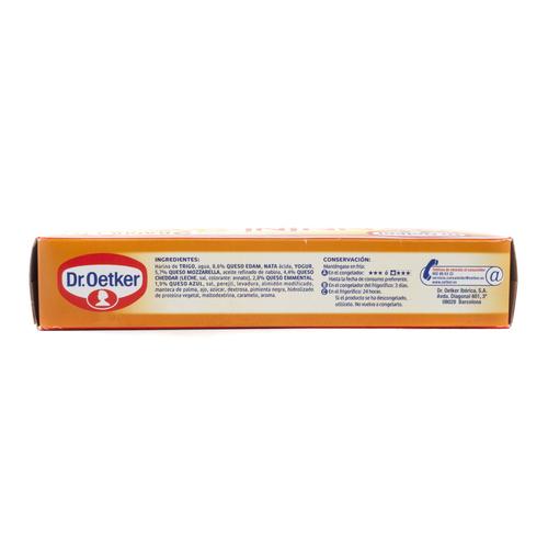 PANNINI Baguette de 4 formatges