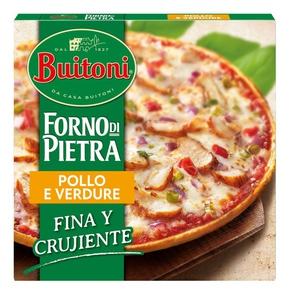 FORNO DI PIETRA Pizza de pollastre i formatge