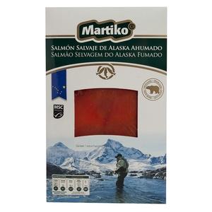 MARTIKO Salmó salvatge d'Alaska fumat