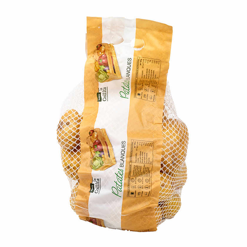 LA COLLITA Patata blanca bossa 4 Kg