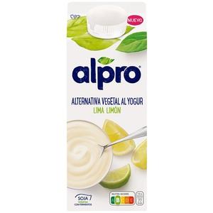 ALPRO Iogurt per beure de llima-llimona