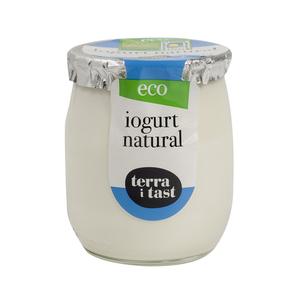 TERRA I TAST Iogurt natural ecològic