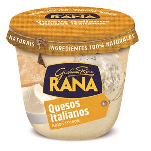 RANA Salsa fresca de formatges italians