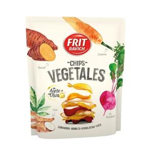 FRIT RAVICH Snacks de verdures Premium