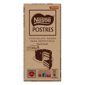 NESTLÉ POSTRES Xocolata extrafina fondant