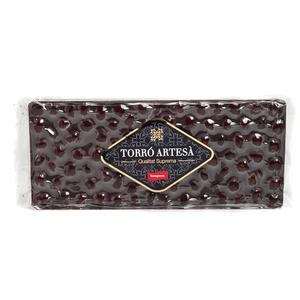 BONPREU Torró artesà de xocolata i avellana