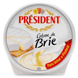 PRESIDENT Crema de formatge Brie