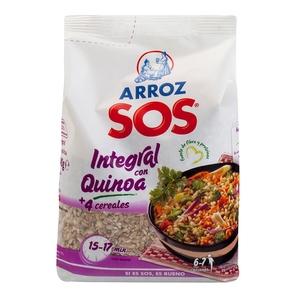 SOS Arròs integral amb quinoa