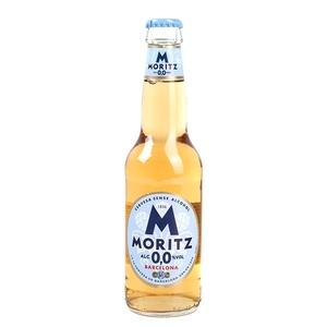 MORITZ Cervesa 0,0 sense alcohol