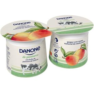 DANONE Iogurt de préssec