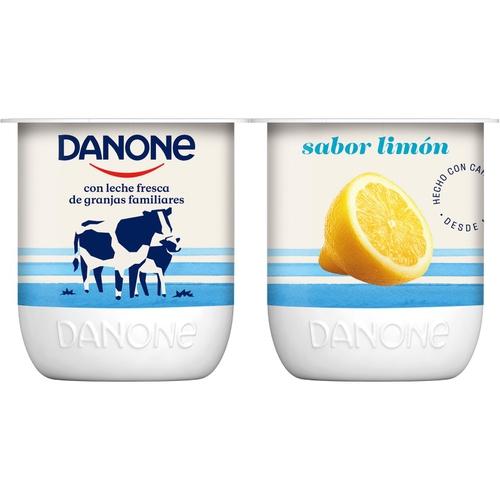 DANONE Iogurt de llimona