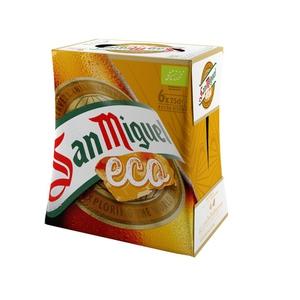 SAN MIGUEL Pack cervesa ecològica