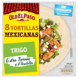 OLD EL PASO Tortillas mexicanes