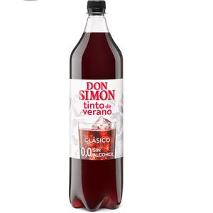 DON SIMON Tinto de verano sense alcohol