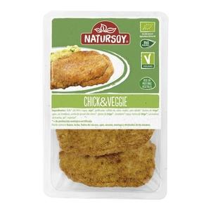 NATURSOY Chick & veggie ecològic