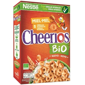 NESTLÉ Cereals cheerios