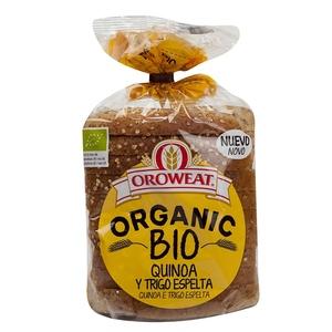 OROWEAT Pa de motlle ecològic quinoa i espelta