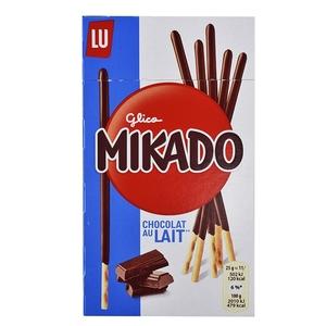 MIKADO Galetes Mikado xocolata amb llet