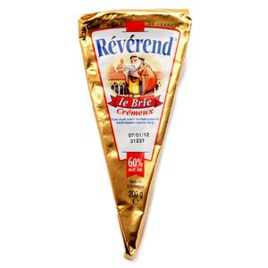 REVEREND Formatge Brie punta