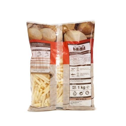 BONPREU Patates per fregir tall extrafi