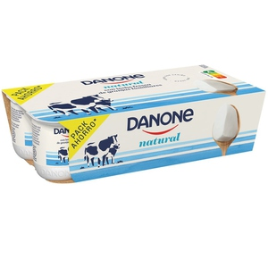 DANONE Iogurt natural